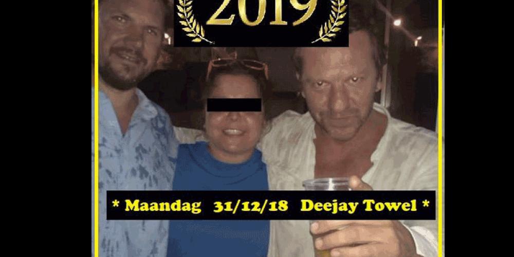 2019 met Deejay Towel all night